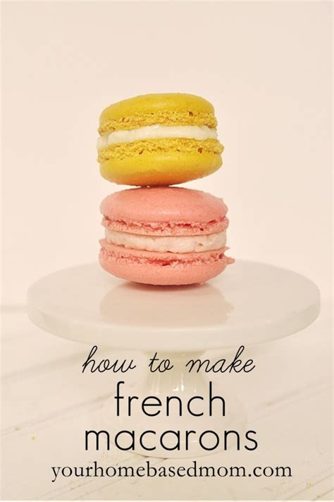 french macarons recipes dishmaps