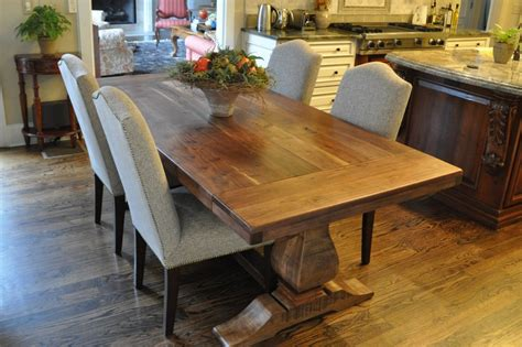 rustic trades farmhouse tables farmhouse rustic weston trestle farmhouse table atlanta ga denver co rustic trades furniture
