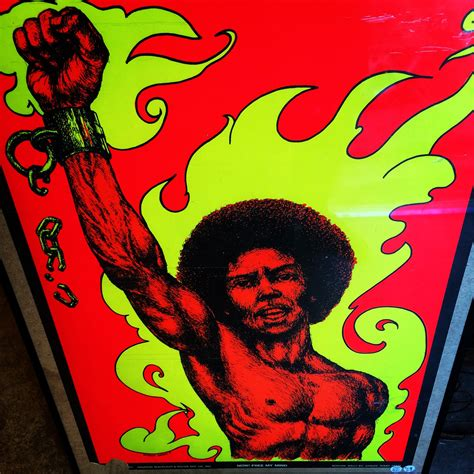 1970 black light posters black light poster dolly python