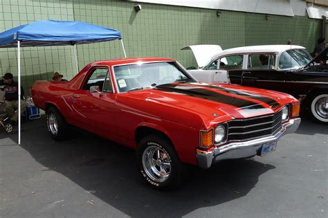 chevrolet el camino chevrolet el camino and ford ranchero what s in a name