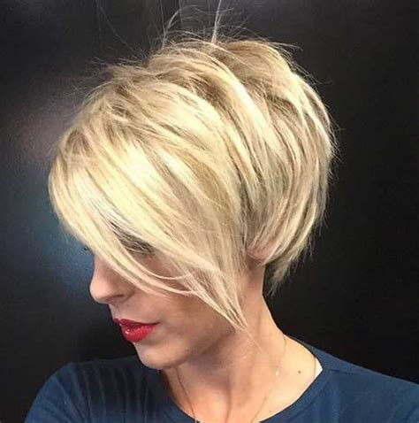 15 short stacked haircuts short hairstyles 2016 2017 a short stacked bob hairstyles back view 2017 2018