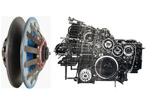 drive kord variable speed pulley for heidelberg printing machine
