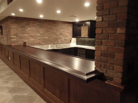 bar top rail bar top photo gallery brooks custom