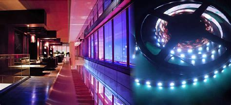 Led Strip Lights For Commercial Use