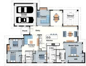house designs floor plans the house plan