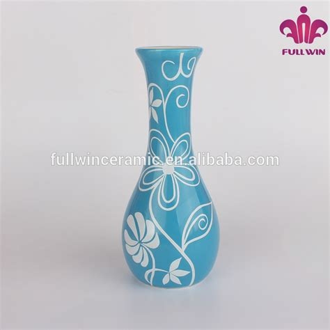 colorful keramik custom  vas bunga  warna