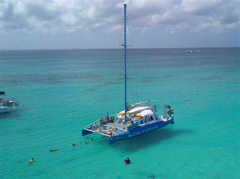 private catamaran in aruba aruba boat yacht fishing charters rent a private