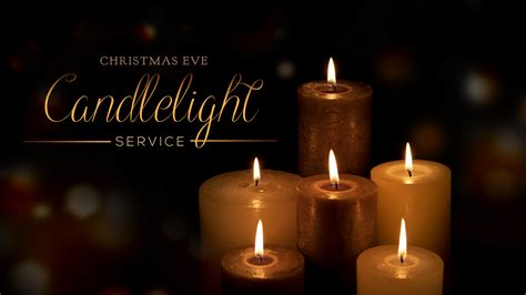 Candle Light Service Events City Bible Church
