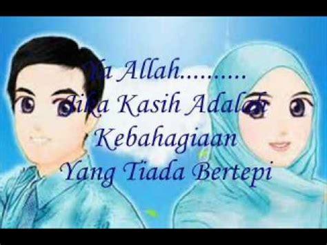 cinta dalam islam wmv