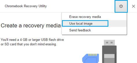 chrome recovery utility how to convert your old laptop into a speedy chromebook
