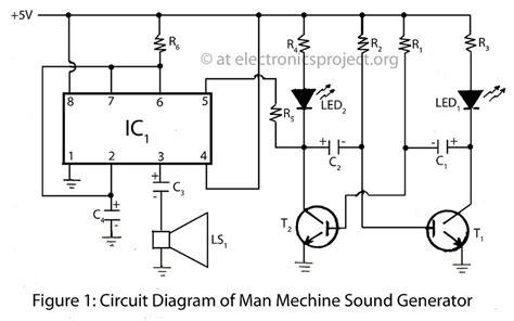 Wireless Door Chime Bel Pintu Sensor Gerak Machine Sound Generator Electronics Project