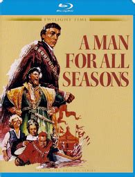 Man Seasons 1966 Film A Man For All Seasons Blu Ray Limited Edition To 3000 Sold Out