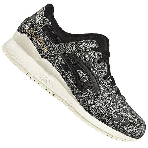 Asics Tiger Sneakers Black asics tiger gel lyte iii damen sneaker black sport