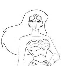 Best Home Colour how to draw wonder woman logo coloring home