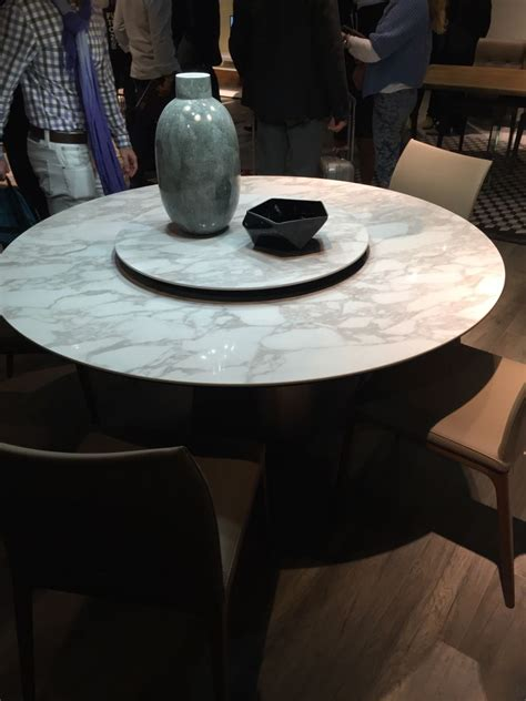 lazy susan dining room table a trip into the world of stylish dining tables