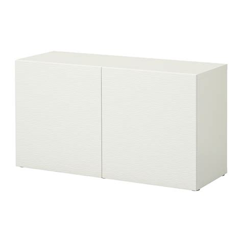 ikea besta shelf unit white best 197 shelf unit with doors laxviken white 120x40x64 cm