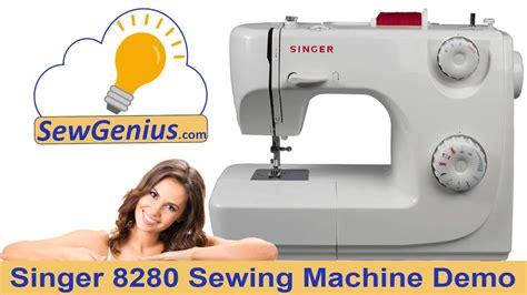 Singer Brilliance 6180 Bonus Gratis Tutorial singer 8280 sewing machine demo doovi