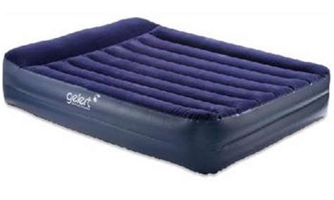 ozark trail elevated air bed customer ratings reviews bed mattress sale