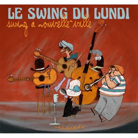 swing cd swing a nouvelle ville le swing du lundi cd album