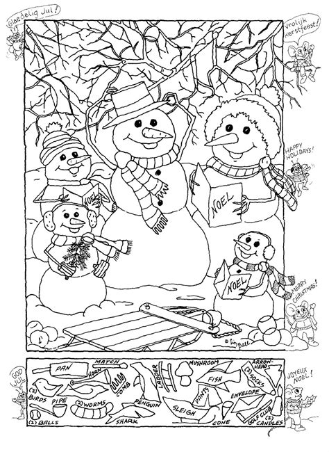 coloring pages hidden pictures free hidden object worksheet coloring pages