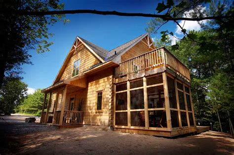 whitewater luxury cottages for sale near