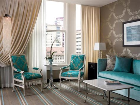 Photo Page Hgtv Turquoise Living Room Chair