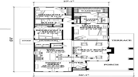 narrow lot house plan craftsman house floor plans narrow lot craftsman house