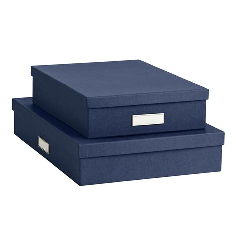 box uffici bigso navy stockholm office storage boxes the container