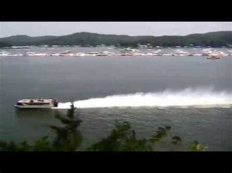 fastest pontoon boat fastest pontoon boat 114 mph youtube