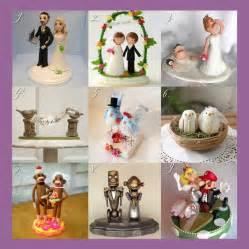 unique wedding cake toppers ipunya
