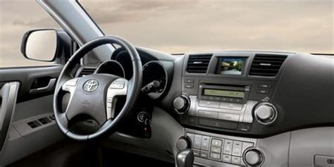 airbag deployment 2003 toyota highlander navigation system toyota highlander wikicars