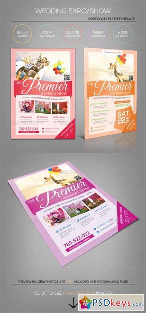 Expo Template Wedding Expo Show Flyer Template Ii 5209803 187 Free