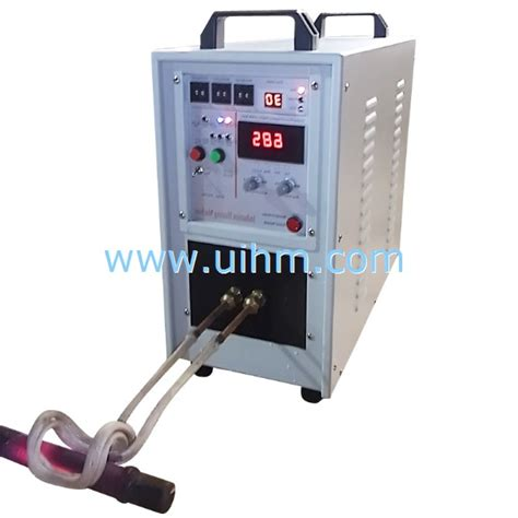induction heating frequency and reference depth custom build high frequency induction heater united induction heating machine limited of china