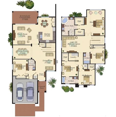 florida floor plans for new homes new homes floor plans in florida house design plans
