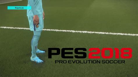 Kaset Pes 2018 Ps4 New pes 2018 demo new boots novas chuteiras botas pc ps4