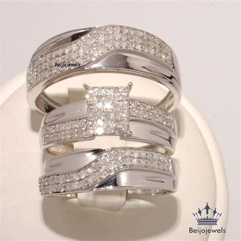 white gold    diamond engagement bridal