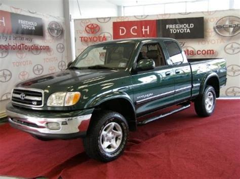 2001 Toyota Tundra Specs 2001 Toyota Tundra Limited Extended Cab 4x4 Data Info And