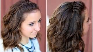 cute girls hairstyles youtube