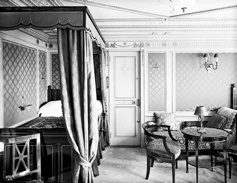 first class bedrooms buanatri mengintip kemewahan interior dari kapal titanic