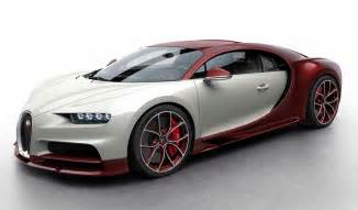 Bugatti And Colors Of The Bugatti Chiron