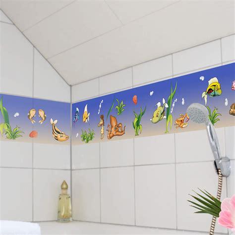 Wandtattoos Unterwasserwelt Kinderzimmer by Bord 252 Re F 252 R Kinder Und Bad Unterwasserwelt Wall De