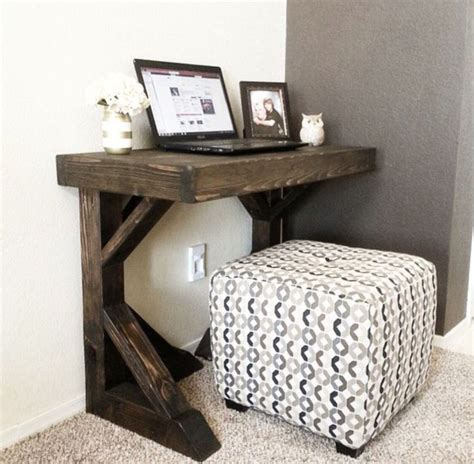 small desk area ideas 25 best ideas about diy ottoman on upholstery