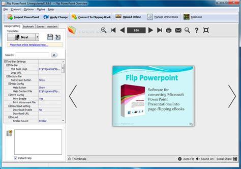 Flip Ppt Pro Manual Template Settings Manual Template Powerpoint