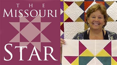 The Missouri Star Quilt Block: Easy Quilting Tutorial with