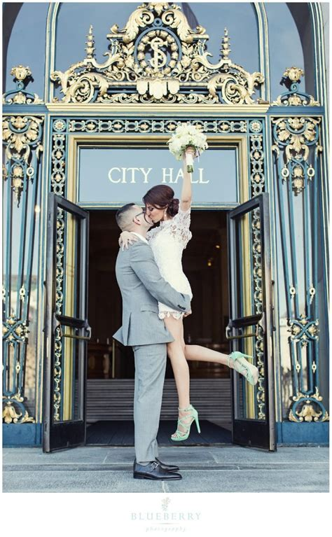 Elope In Style, City Hall Weddings   Blush Magazine