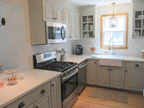 corian counter corian linen counters gray cabinets farmhouse sink our