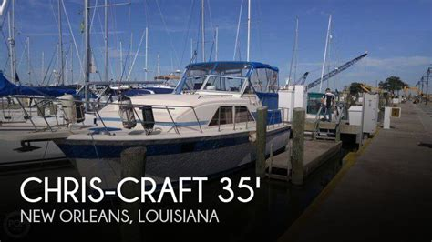 chris craft boats for sale in louisiana for sale used 1983 chris craft 350 catalina in new