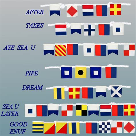 boat flags meanings sailing ib designs usa blog