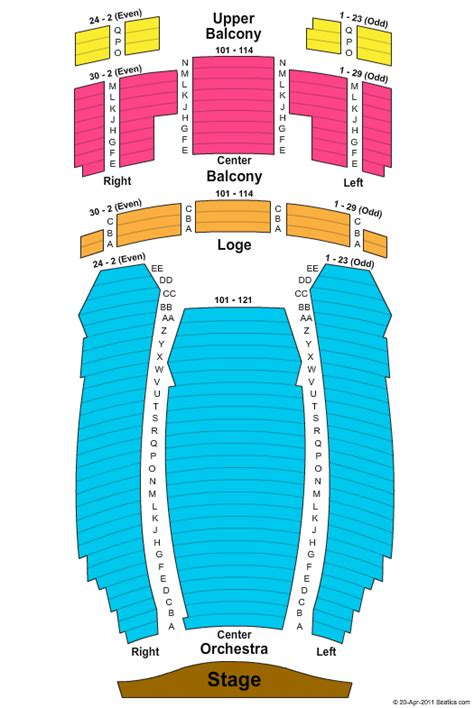 david copperfield theatre seating chart david copperfield tickets 2013 05 15 las vegas nv