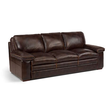 flexsteel 1774 31 penthouse sofa discount furniture at